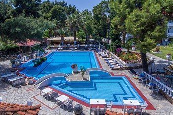 Porfi Beach Hotel, Халкидики