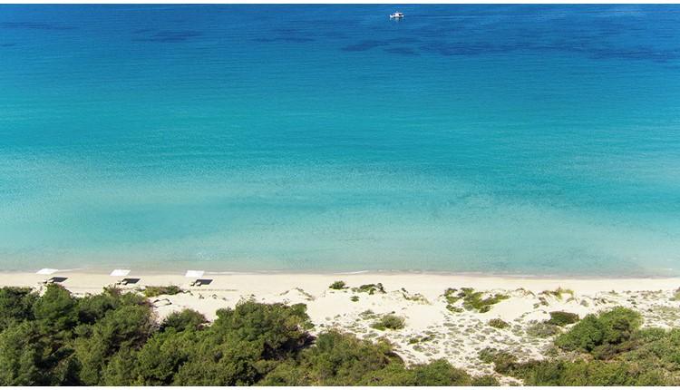 Sani Beach, Халкидики