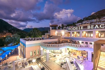 Fodele Beach and Water Park Holiday Resort, Крит