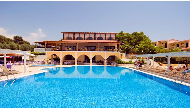Village Mare Hotel, Халкидики