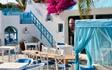 Romanza Mare, Родос