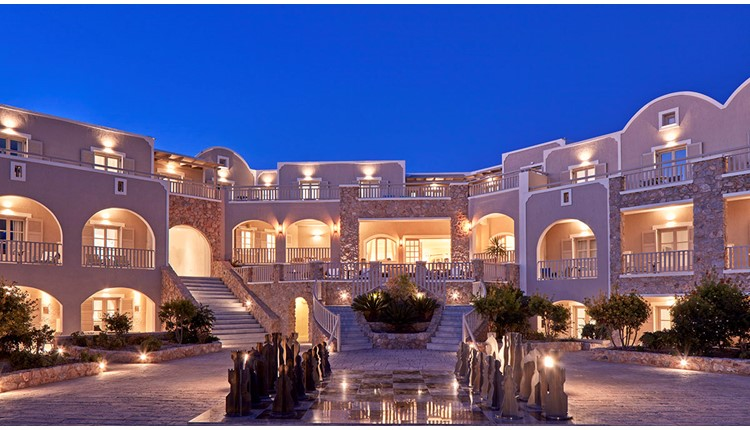 Santo Miramare Resort Hotel, Санторини