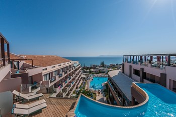 CHC Galini Sea View Hotel, Крит