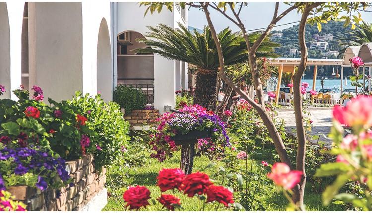Iliada Beach Hotel, Корфу