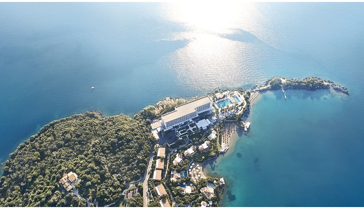 Grecotel Corfu Imperial - BOSHETO, Корфу