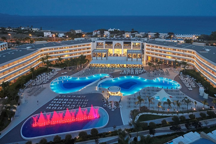 Princess Andriana Resort and Spa, Rodos