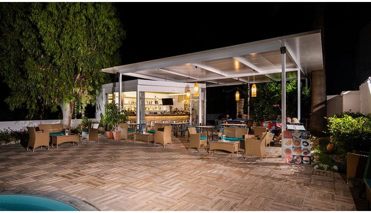 Sabina Hotel, Родос