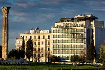 The Athens Gate Hotel, Афины