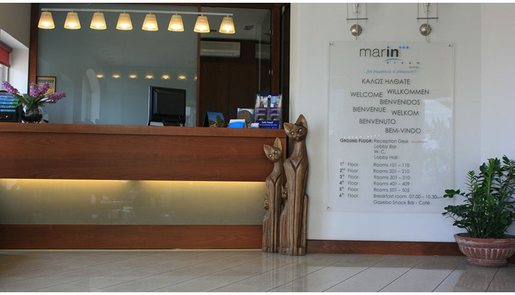 Marin Dream Hotel , Крит