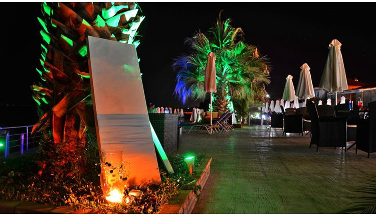 Belussi Beach Hotel, Закинф