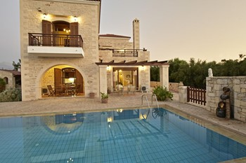 Villa Erofili, Крит