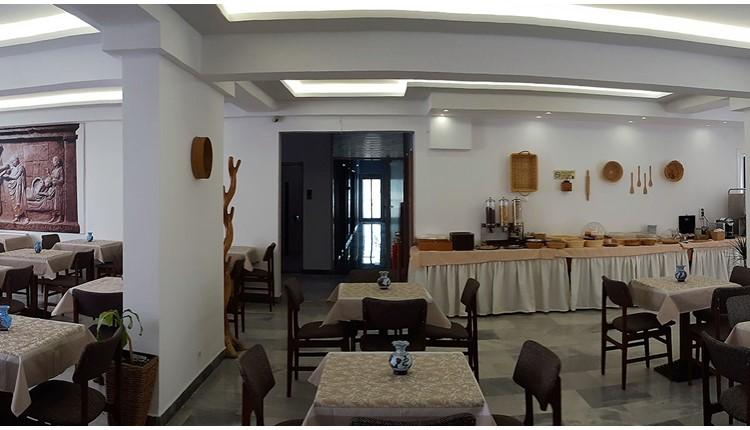 Parthenon City Hotel, Родос