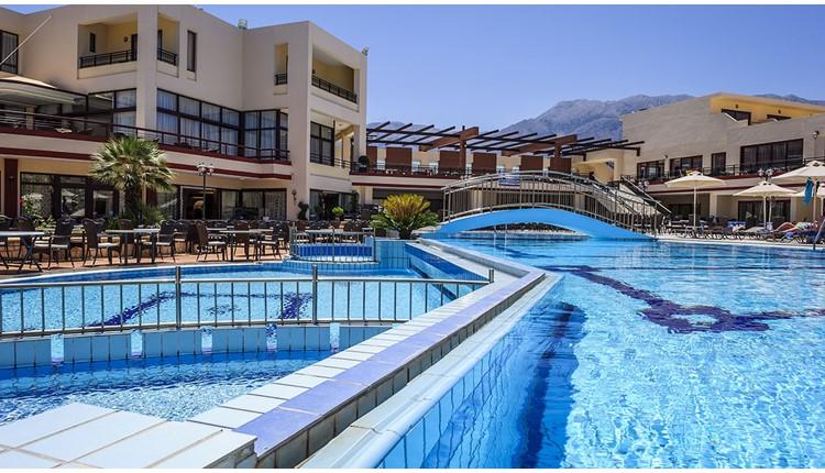 Vantaris Palace, Крит