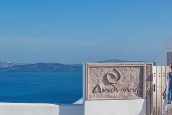 Andronis Boutique Hotel, Санторини