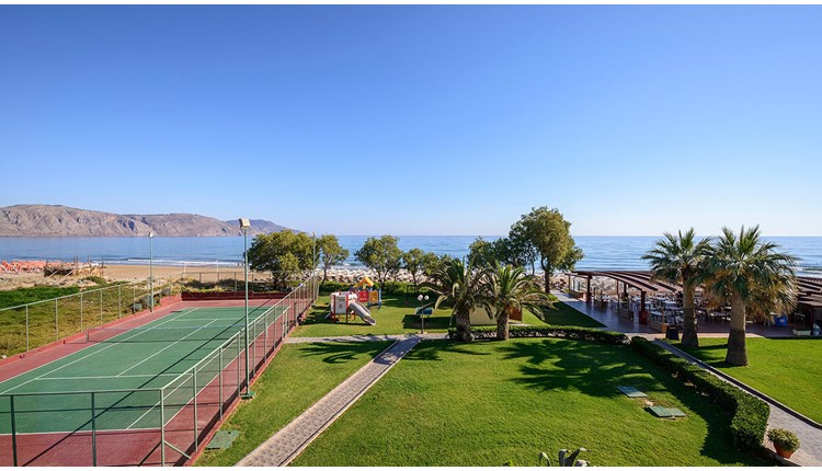 Vantaris Beach, Крит