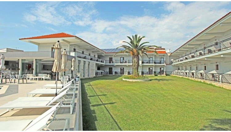 Aristotelis Hotel Fourka, Халкидики