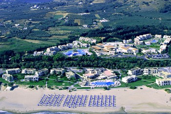Pilot Beach Resort & Spa, Крит