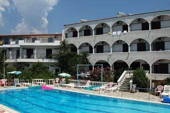 Gouvia Hotel, Корфу