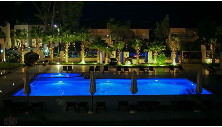 Hanioti Melathron Hotel, Халкидики