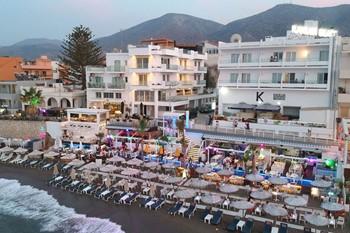 Kahlua Beach Hotel, Крит