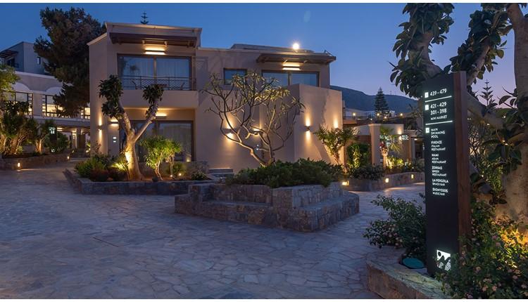 Nana Golden Beach Hotel , Крит
