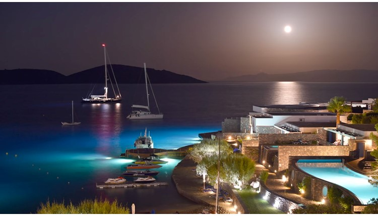 Elounda Bay Palace, Крит