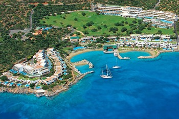 Porto Elounda Golf and Spa Resort, Крит