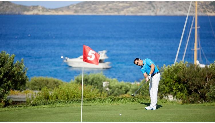 Porto Elounda Golf and Spa Resort, Крит