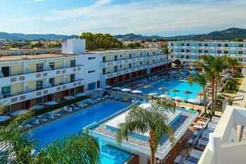 Dodeca Sea Resort, Родос