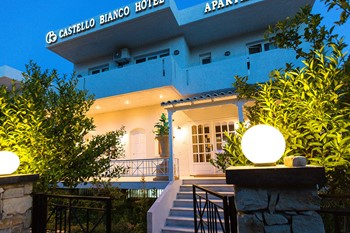 Castello Bianco Hotel Apartments , Крит