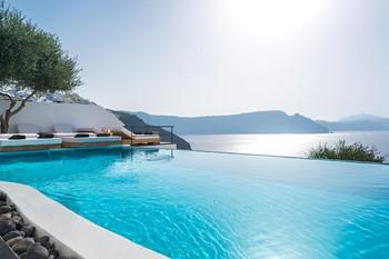 Andronis Luxury Suites, Санторини