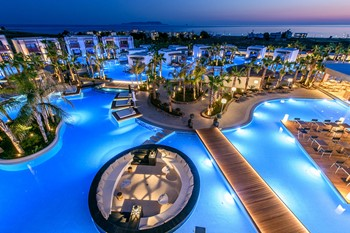 Stella Island Luxury Suites and Spa, Крит