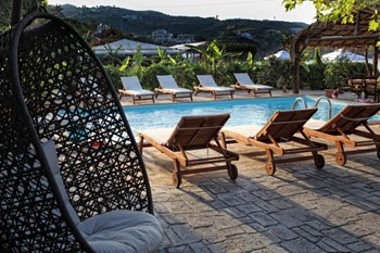 Niriides Beach Hotel, Крит