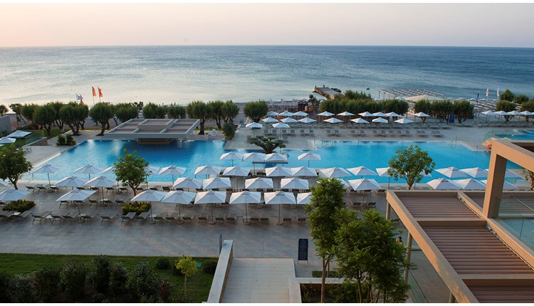 Amada Colossos Resort, Родос