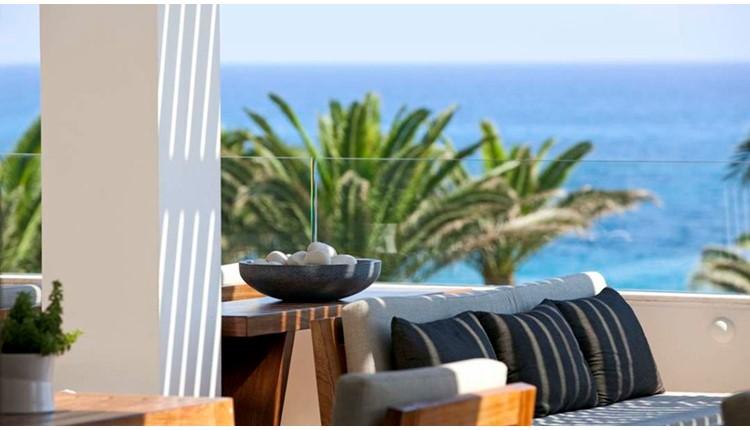 Alion Beach Hotel, Кипр