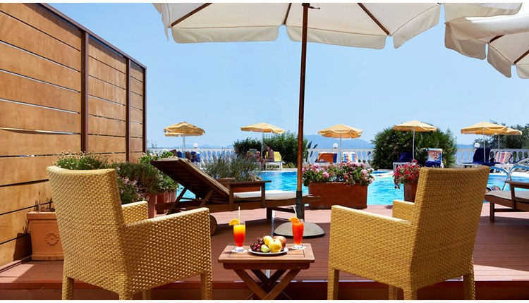 Sunshine Corfu Hotel and Spa, Корфу