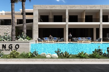Lango Design Hotel & Spa, Кос
