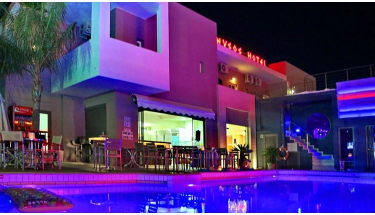 Dionyssos Hotel Crete, Крит