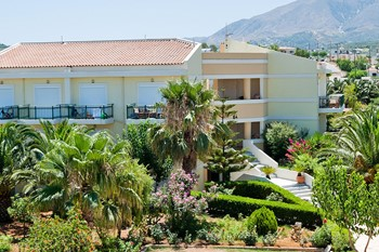 Vantaris Corner , Крит