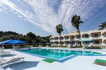 Tivoli Hotel, Родос