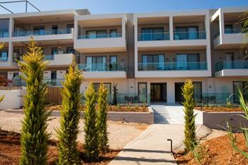 Minos ApartHotel, Крит