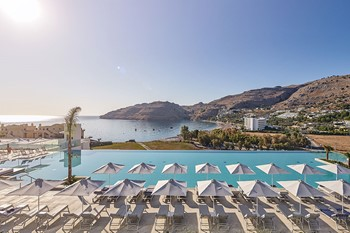 Lindos Grand Resort & Spa, Родос