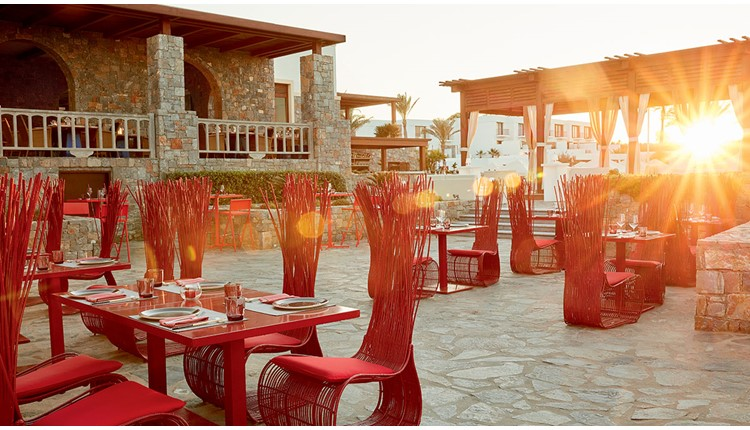 Grecotel Amirandes, Крит