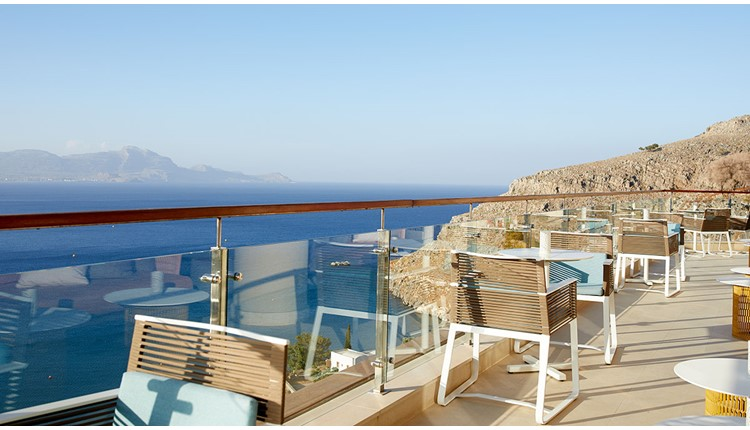 Lindos Blu Luxury Hotel and Suites, Родос