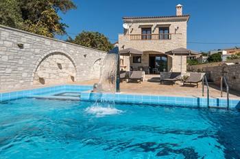 Villa Semeli, Крит