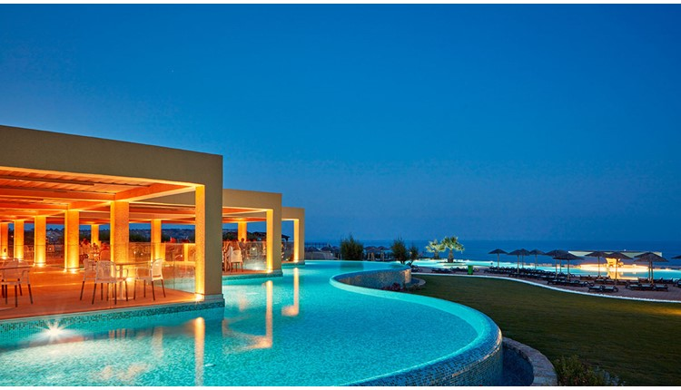 Atlantica Club Aegean Blue, Родос