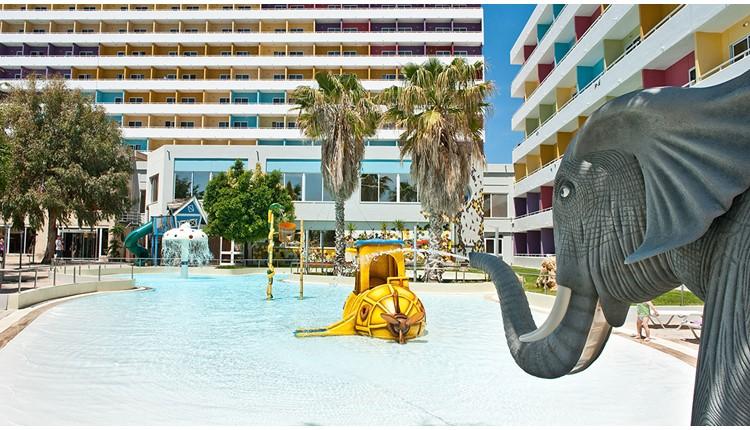 Esperides Beach, Родос