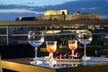 Acropolis Ami Boutique Hotel, Афины