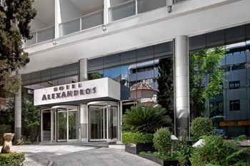 Airotel Alexandros Hotel Athens, Афины