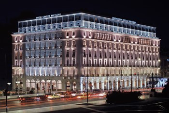 Hotel Grande Bretagne, a Luxury Collection Hotel, Афины